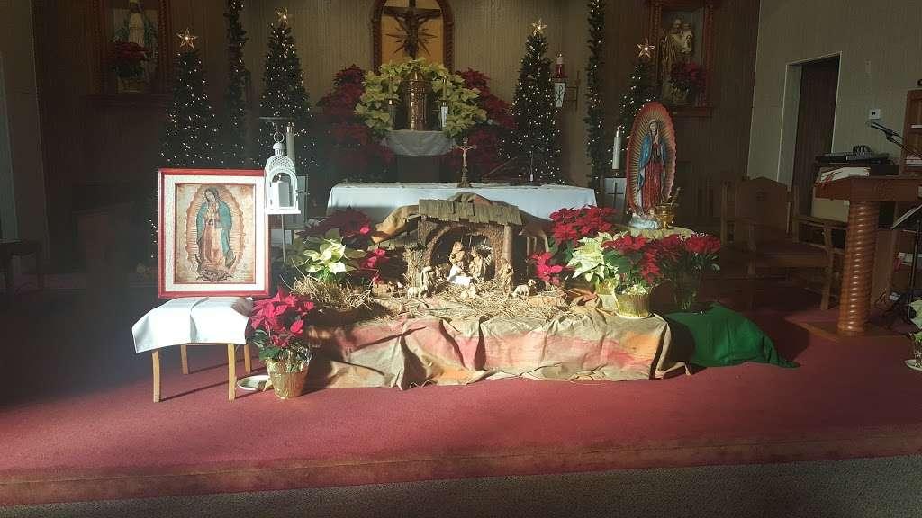 Holy Family Roman Catholic Church - church  | Photo 6 of 9 | Address: 210 Monroe St, Linden, NJ 07036, USA | Phone: (908) 862-1060