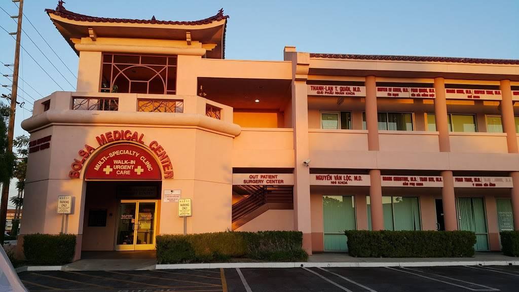 Bolsa Medical Group - doctor  | Photo 5 of 10 | Address: 10362 Bolsa Ave STE 100, Westminster, CA 92683, USA | Phone: (714) 531-2091