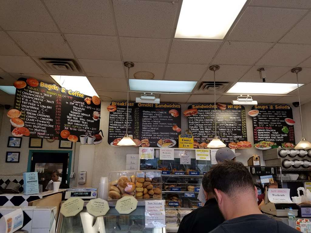 The Bagel Store - meal delivery  | Photo 7 of 10 | Address: 335 Hackensack St, Carlstadt, NJ 07072, USA | Phone: (201) 460-8660