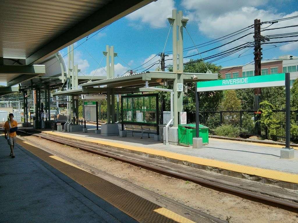 Riverside - transit station  | Photo 2 of 10 | Address: 333 Grove St, Newton, MA 02466, USA