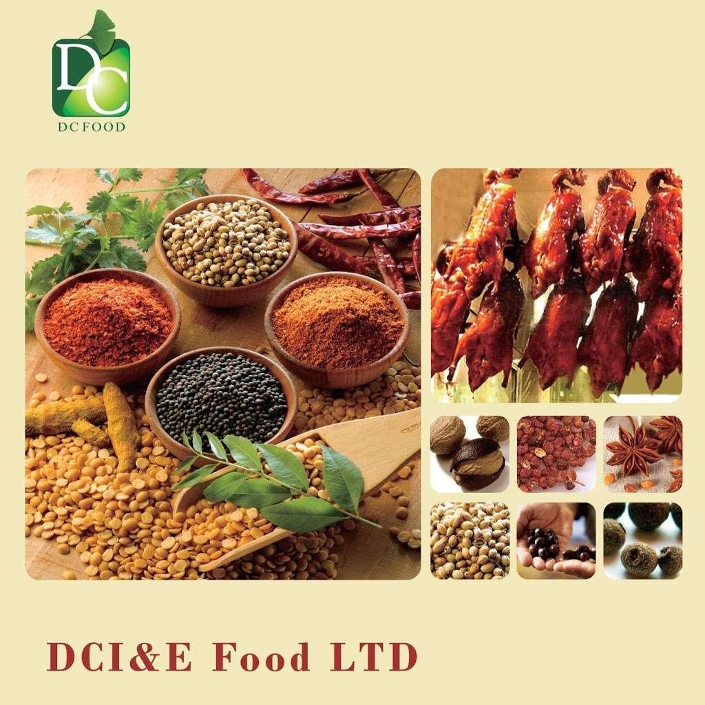 DC I & E Food Ltd - store  | Photo 2 of 3 | Address: Building, 8 Argon Rd, London N18 3BW, UK | Phone: 020 8887 6898