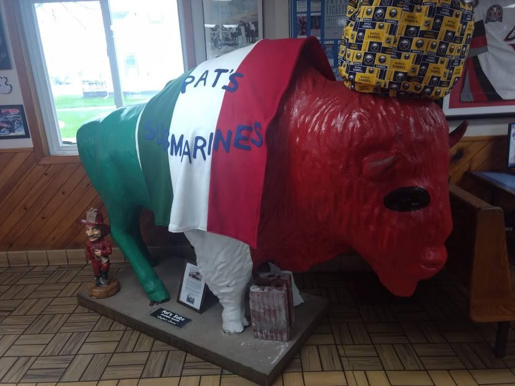 Pats Submarines - restaurant  | Photo 10 of 10 | Address: 1741 Abbott Rd, Buffalo, NY 14218, USA | Phone: (716) 826-0022