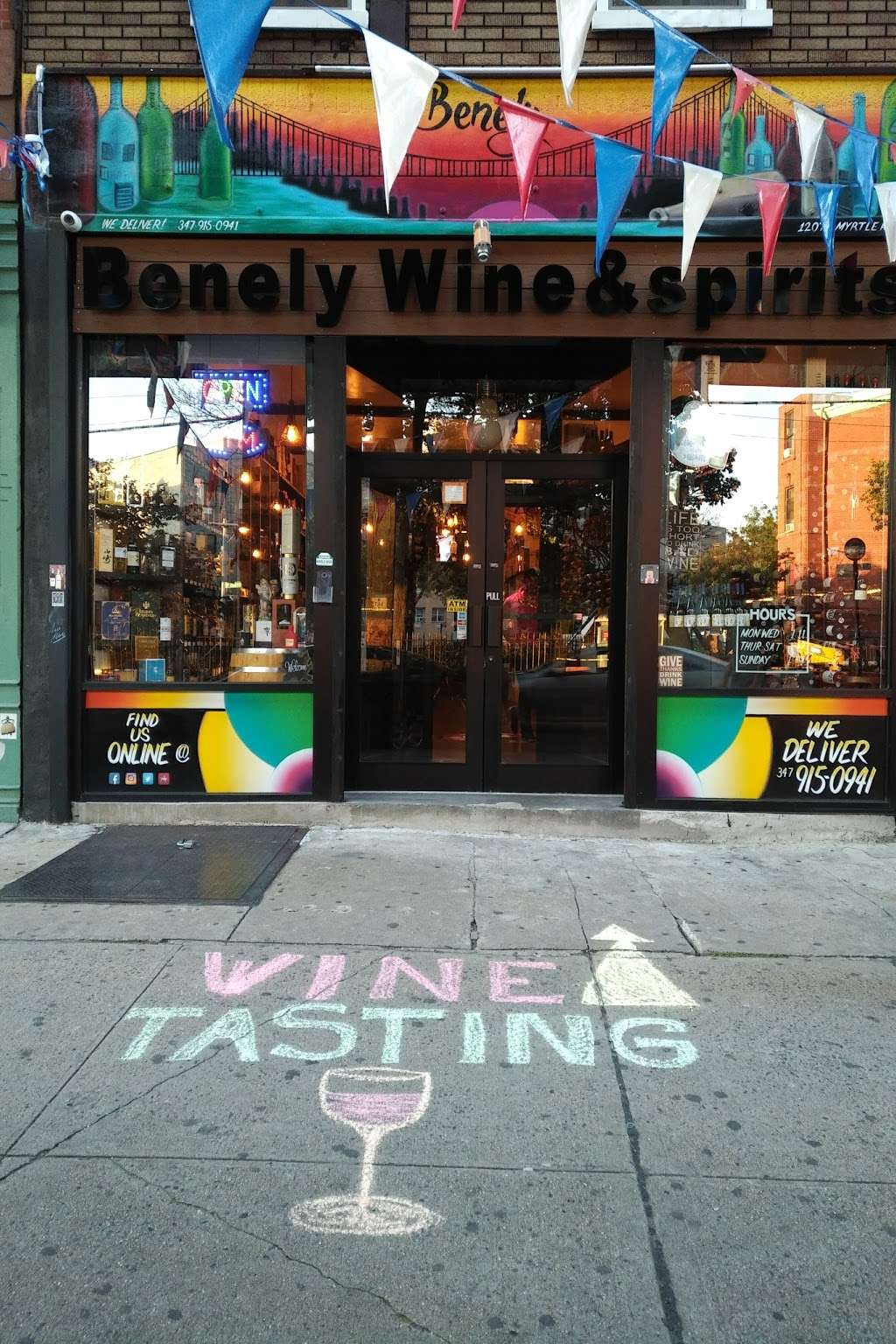 Benely Wine & Spirits - store  | Photo 4 of 10 | Address: 1207 Myrtle Ave, Brooklyn, NY 11221, USA | Phone: (347) 915-0941