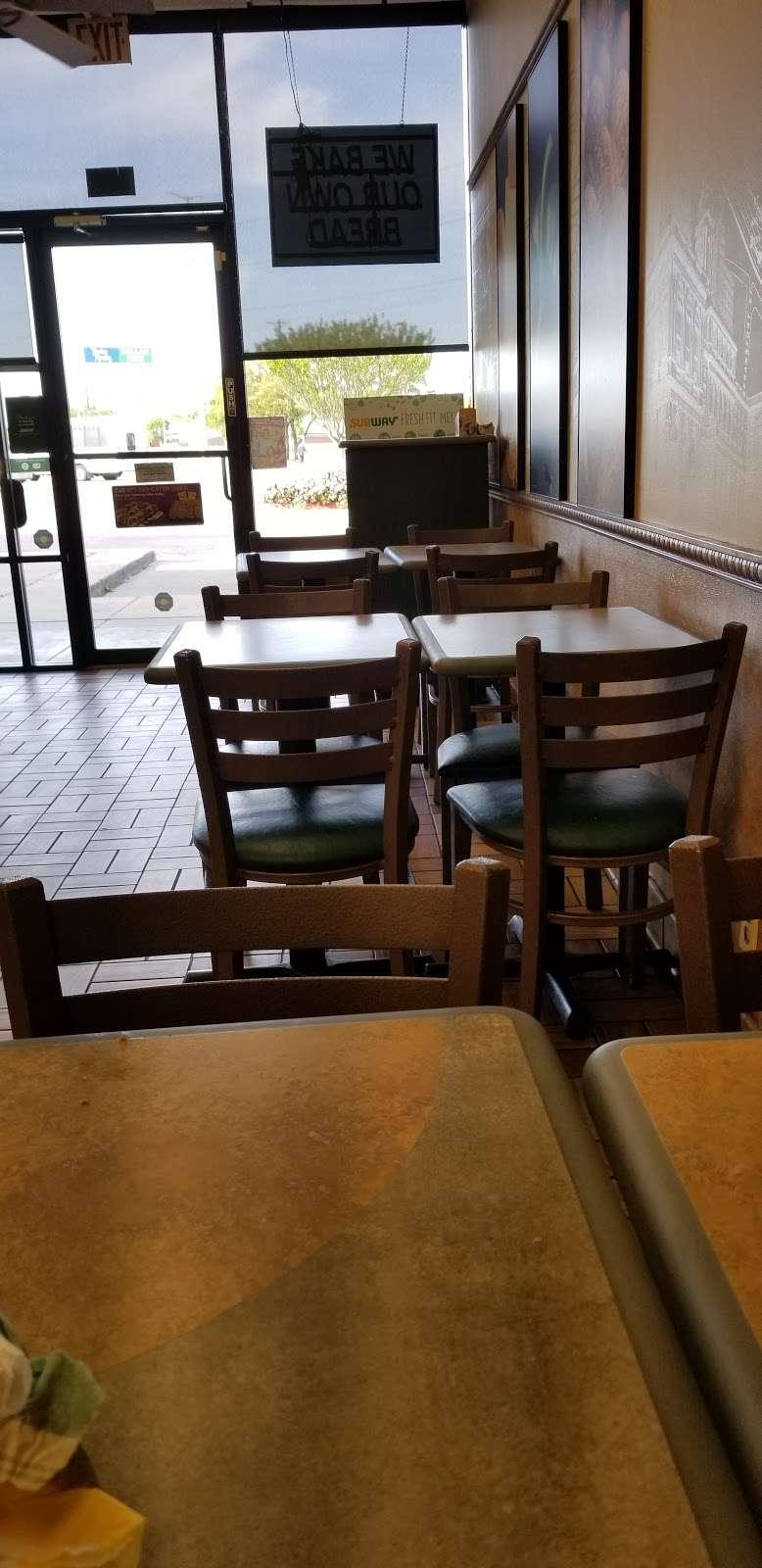 Subway - restaurant  | Photo 2 of 5 | Address: 3046 Lavon Dr Ste 128, Garland, TX 75040, USA | Phone: (972) 495-0245