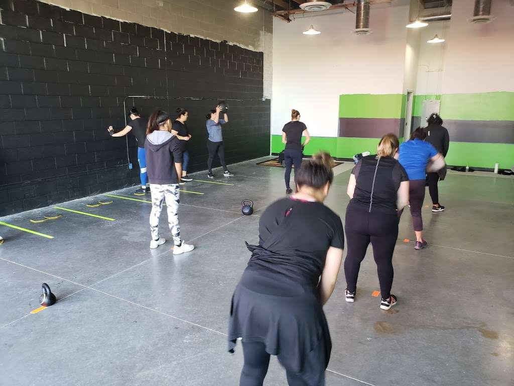MeanVeen Fit Club LLC - gym  | Photo 6 of 10 | Address: 8343 W. Van Buren St BLDG# C-1, Tolleson, AZ 85353, USA | Phone: (909) 521-1072