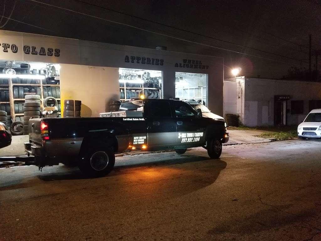 24 Hr Tire Shop - car repair  | Photo 2 of 7 | Address: 4673 N 6th St, Philadelphia, PA 19140, USA | Phone: (215) 455-9559