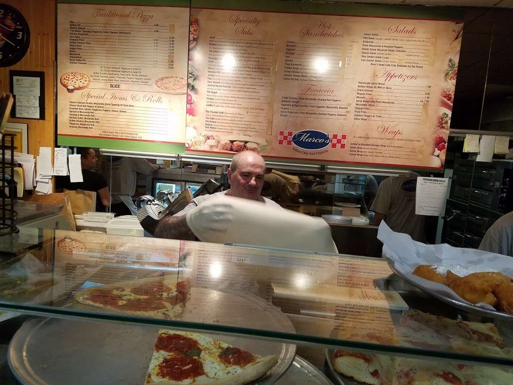 Marco's Italian Deli - restaurant  | Photo 4 of 4 | Address: 457 Baldwin Ave, Jersey City, NJ 07306, USA | Phone: (201) 653-4592