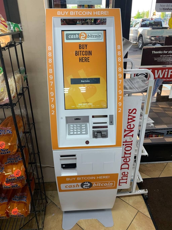 Bitcoin ATM Near Me- Sunoco Gas - Dearborn, 10005 W Warren ...
