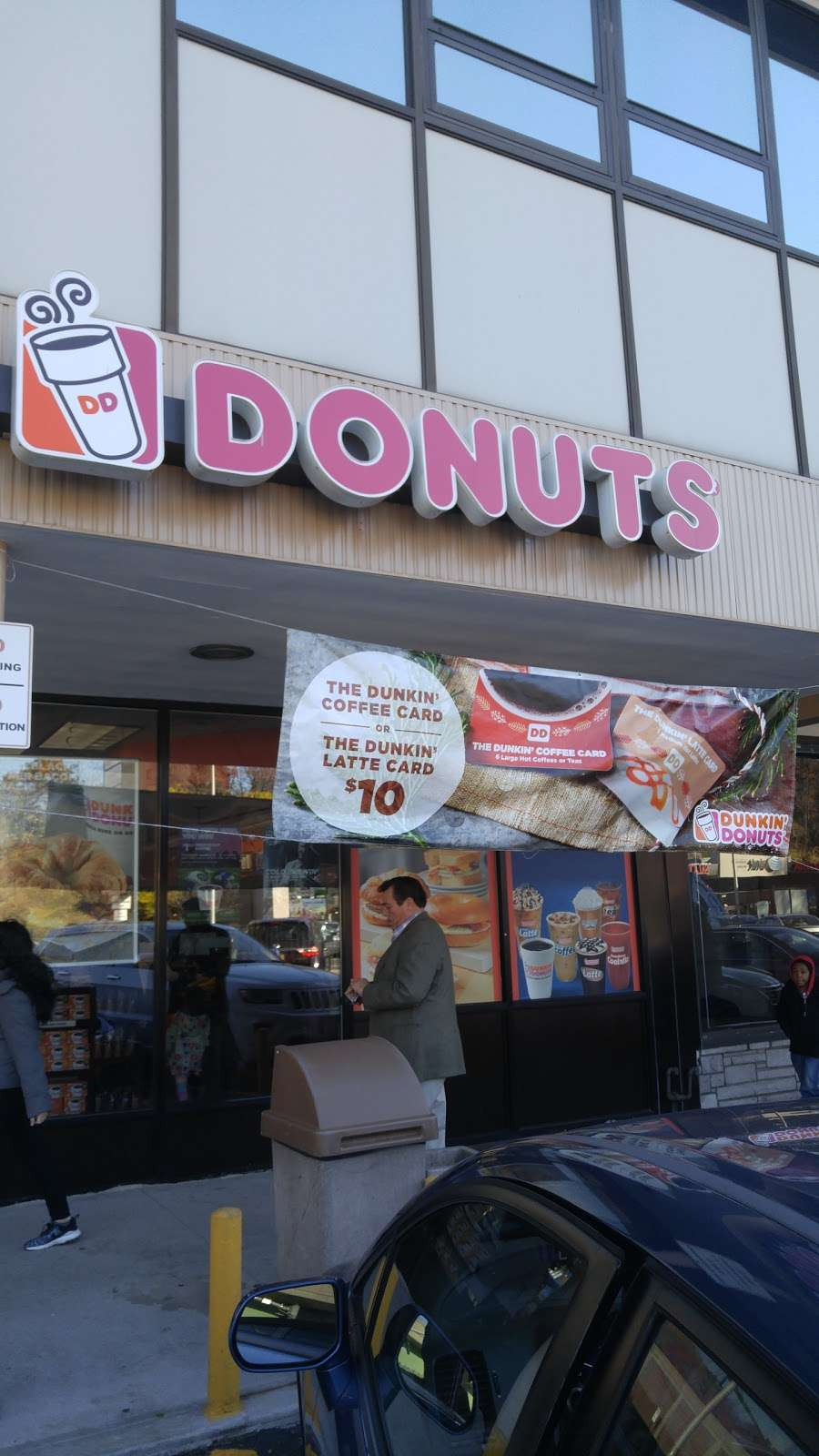 Dunkin Donuts - cafe  | Photo 10 of 10 | Address: 850 Bronx River Rd, Yonkers, NY 10708, USA | Phone: (914) 237-5921