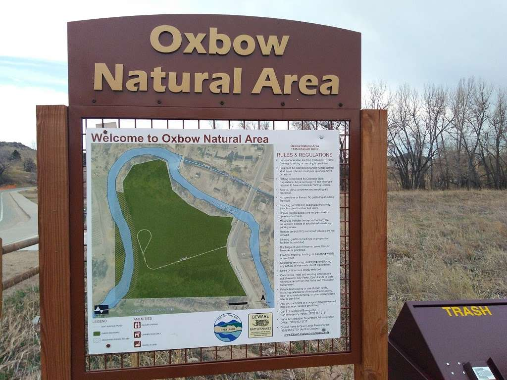 Oxbow Natural Area - museum  | Photo 3 of 4 | Address: 1135 Rossum Dr, Loveland, CO 80537, USA