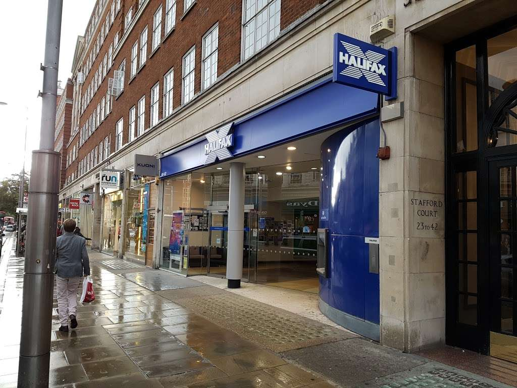 Halifax - bank  | Photo 2 of 5 | Address: 180, 182 Kensington High St, Kensington, London W8 7RR, UK | Phone: 020 7441 7630