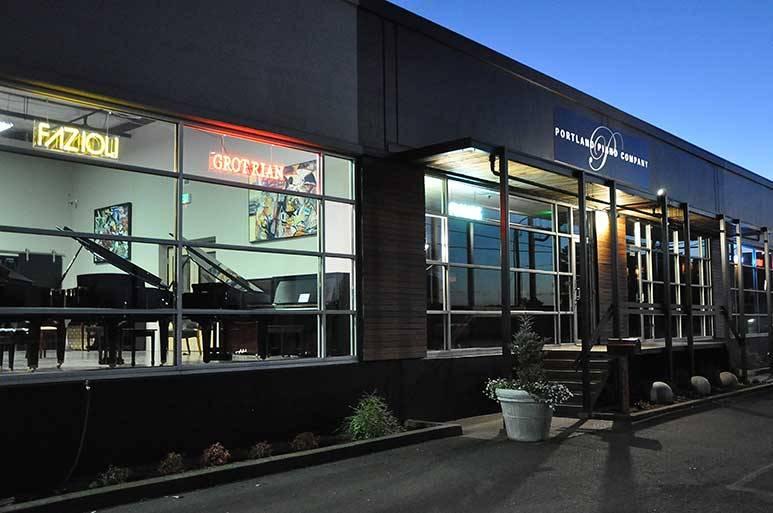 Portland Piano Company - electronics store  | Photo 7 of 9 | Address: 8700 NE Columbia Blvd, Portland, OR 97220, USA | Phone: (503) 775-2480