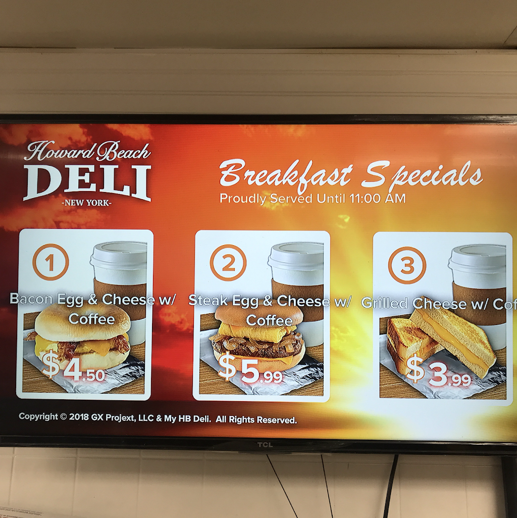 Howard Beach Deli - store  | Photo 7 of 8 | Address: 159-54 102nd St, Jamaica, NY 11414, USA | Phone: (718) 322-7205