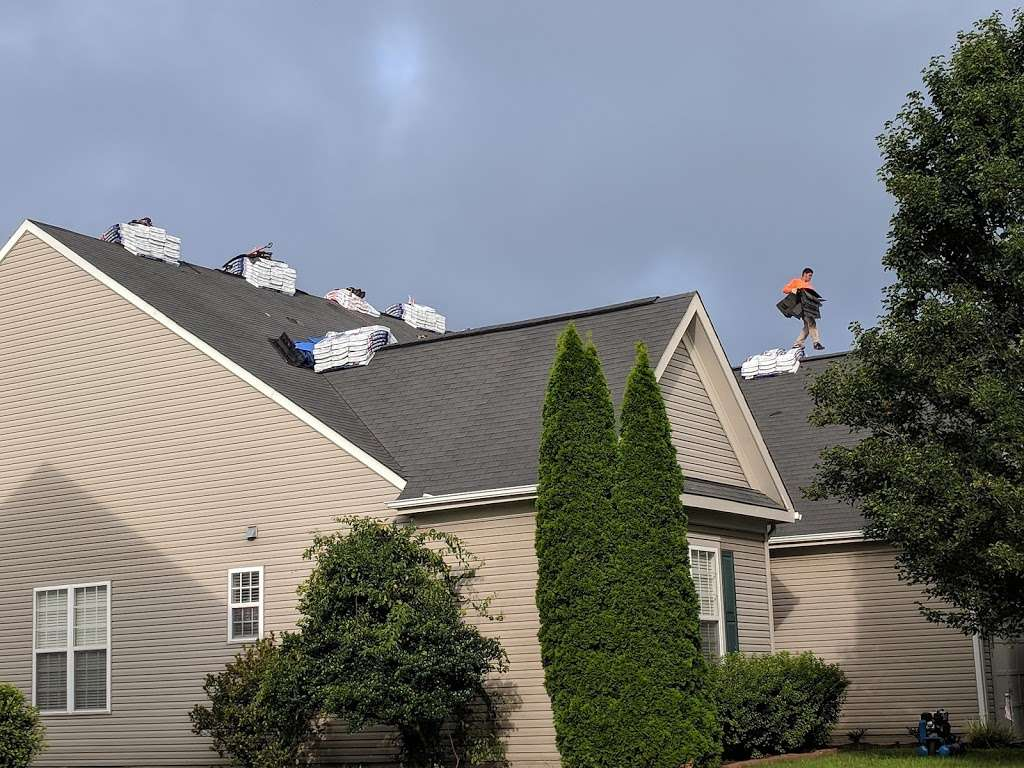 Ridgeline Roofers - roofing contractor  | Photo 6 of 10 | Address: 21535 Wild Timber Ct, Ashburn, VA 20148, USA | Phone: (703) 454-8334