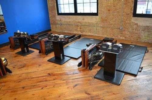 GoRow Studios - gym  | Photo 6 of 10 | Address: 1422 Grand St, Hoboken, NJ 07030, USA | Phone: (201) 448-5769
