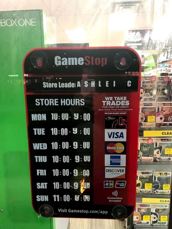 GameStop - electronics store  | Photo 10 of 10 | Address: 701 E Cathedral Rd #7, Philadelphia, PA 19128, USA | Phone: (215) 483-8889
