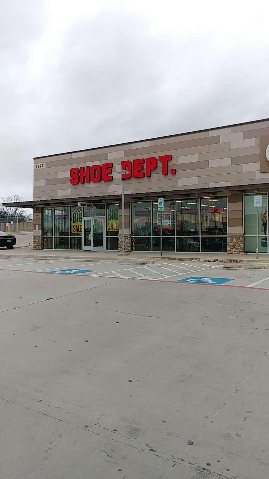 Shoe Dept. - shoe store  | Photo 5 of 10 | Address: 4777 Vista Wood Blvd STE 110, Dallas, TX 75232, USA | Phone: (214) 376-0014
