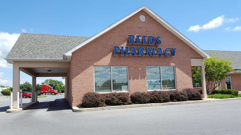 Reeds Pharmacy - pharmacy  | Photo 1 of 1 | Address: 71 Cowardly Lion Drive A, Hedgesville, WV 25427, USA | Phone: (304) 754-5800