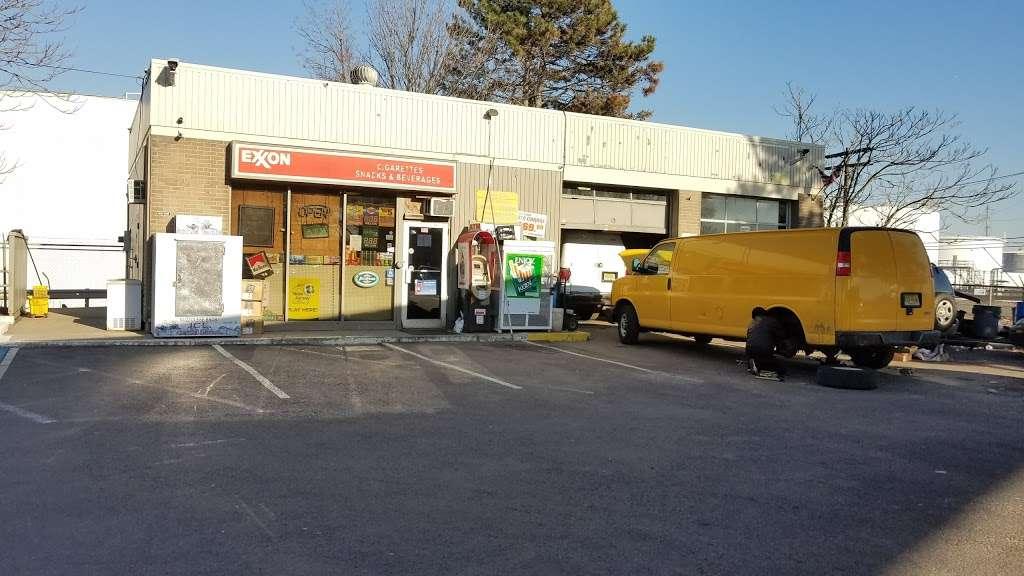 Exxon - gas station  | Photo 3 of 10 | Address: 1104 US-1, Linden, NJ 07036, USA | Phone: (908) 862-2330