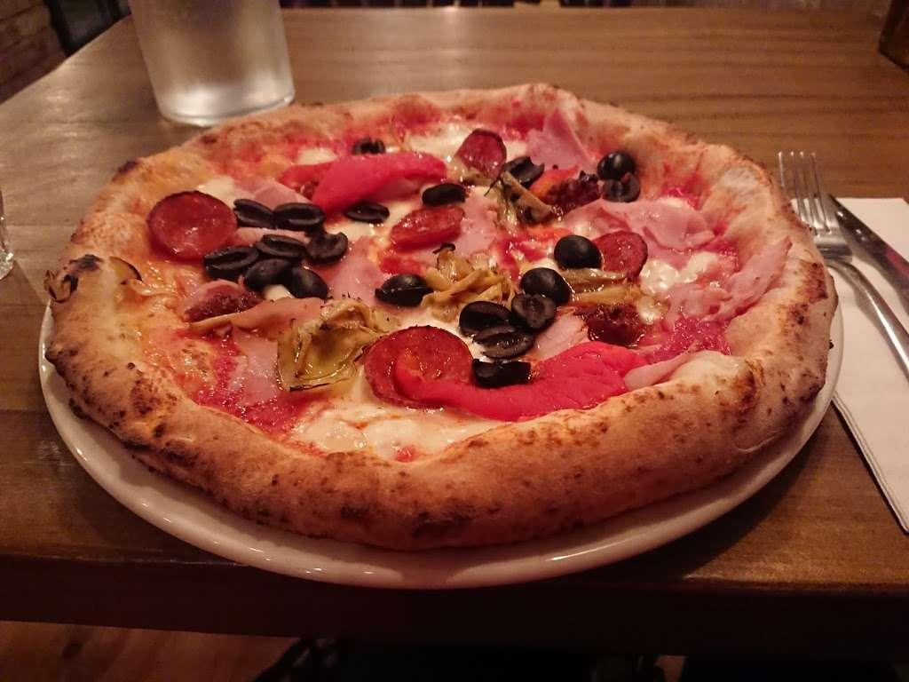 Pizzeria Di Camden - restaurant    Photo 9 of 10   Address: 195 Royal College St, London NW1 0SG, UK   Phone: 020 7284 3388