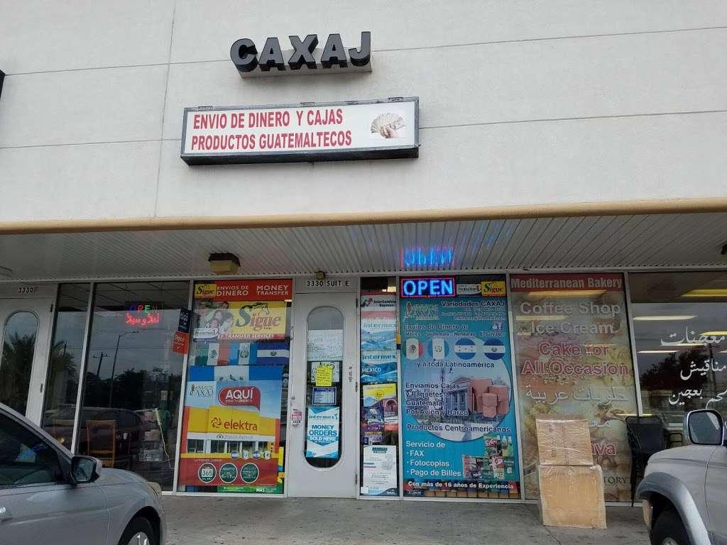 Envios caxaj - store  | Photo 1 of 1 | Address: 3330 Hillcroft St Ste E, Houston, TX 77057, USA | Phone: (713) 952-6128