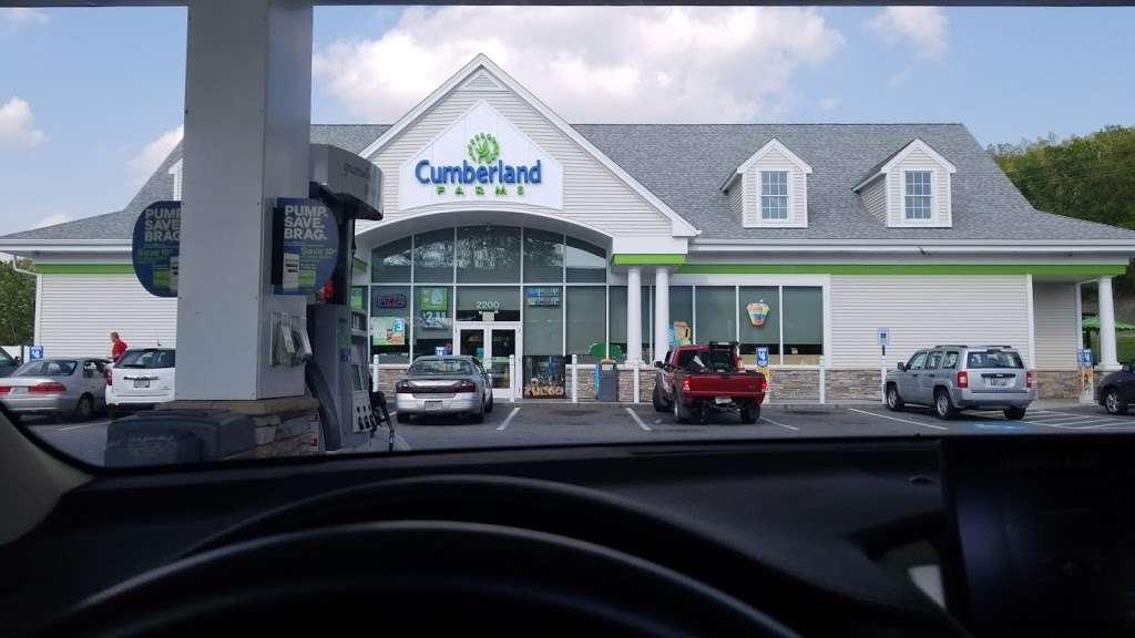 Cumberland Farms - convenience store    Photo 5 of 10   Address: 2200 Mendon Road, Woonsocket, RI 02895, USA   Phone: (401) 766-8905
