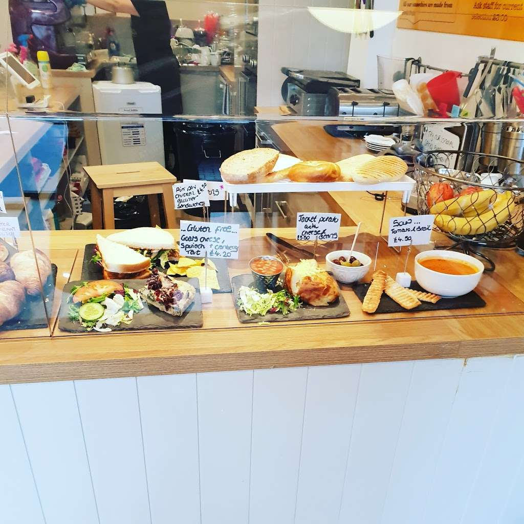 Jess and the beanstalk - cafe  | Photo 10 of 10 | Address: 19Manor, Green road, Epsom KT19 8RA, UK | Phone: 01372 877071