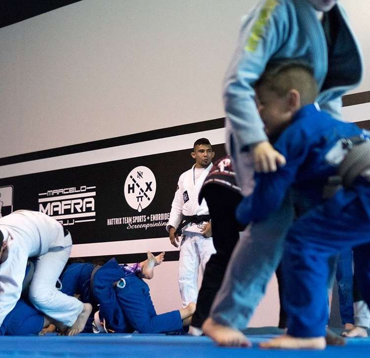 Apple Valley Mafra Brazilian Jiu Jitsu - health  | Photo 5 of 9 | Address: 13548 Nomwaket Rd suite c, Apple Valley, CA 92308, USA | Phone: (760) 561-2278