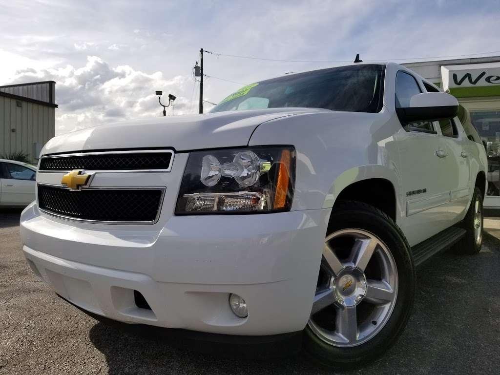 Caesars Auto Sales - car dealer    Photo 8 of 10   Address: 975 N US Hwy 17 92, Longwood, FL 32750, USA   Phone: (407) 695-1449