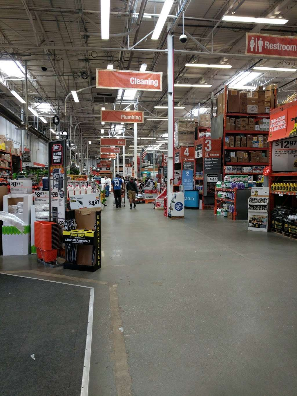 The Home Depot 955 Bloomfield Ave Clifton Nj 07012 Usa