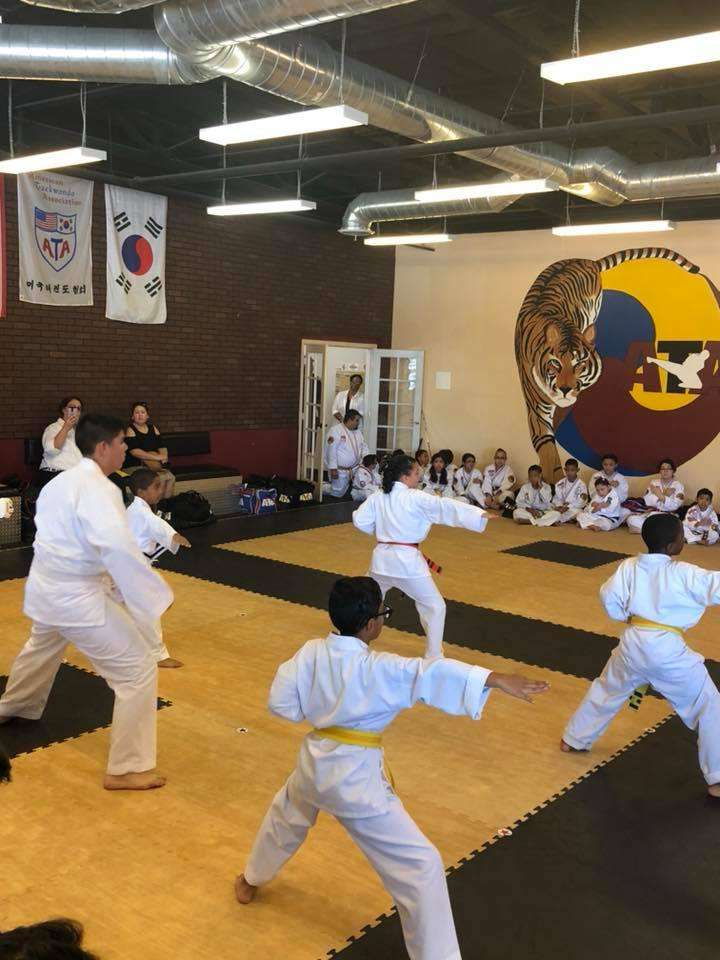 Lees ATA Martial Arts - gym  | Photo 7 of 10 | Address: 3636 W Baseline Rd #196, Laveen Village, AZ 85339, USA | Phone: (602) 605-8815