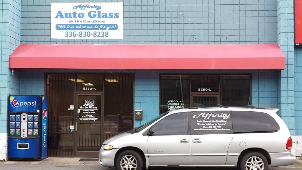 Affinity Auto Glass of the Carolinas - car repair    Photo 1 of 9   Address: 5350 University Pkwy ste k, Winston-Salem, NC 27106, USA   Phone: (336) 830-8238