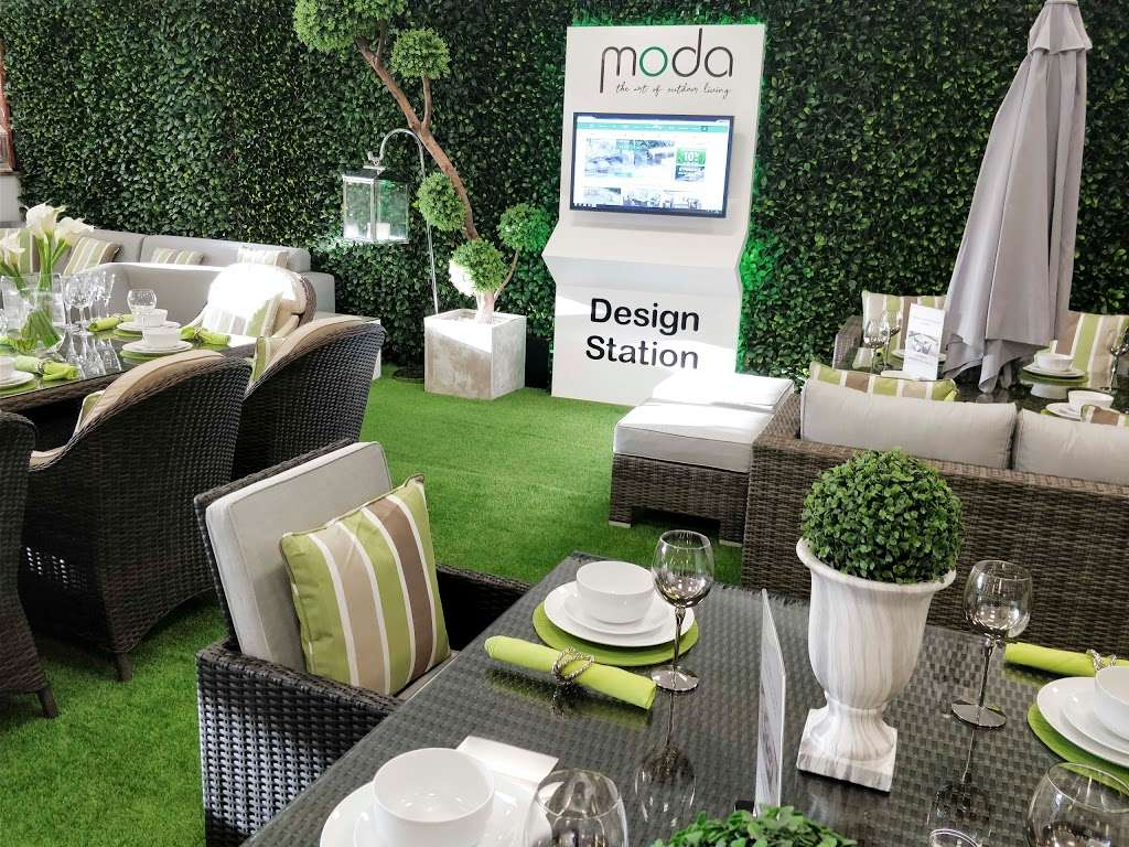 Moda Outdoor Furniture - furniture store    Photo 8 of 10   Address: 22-28 Godstone Rd, Caterham CR3 6RA, UK   Phone: 01883 708635
