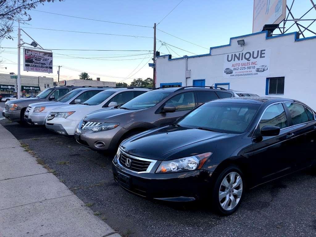 Unique Auto Sales Inc - car dealer  | Photo 4 of 10 | Address: 524 Lexington Ave, Clifton, NJ 07011, USA | Phone: (862) 225-9810