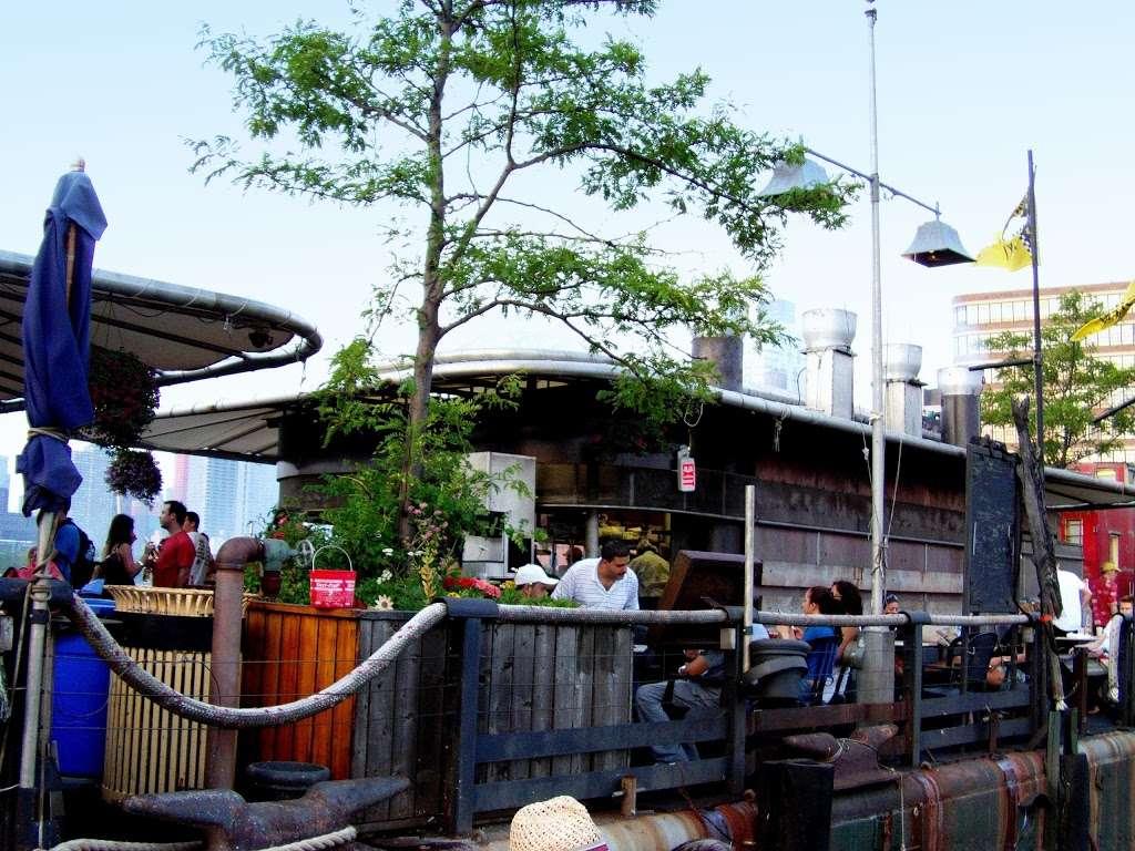 Pier 66 Maritime - restaurant  | Photo 6 of 10 | Address: 207 12th Ave, New York, NY 10001, USA | Phone: (212) 989-6363
