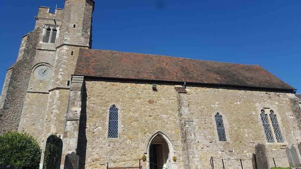 All Saints Church - church  | Photo 3 of 10 | Address: Bull Rd, Birling, West Malling ME19 5JE, UK