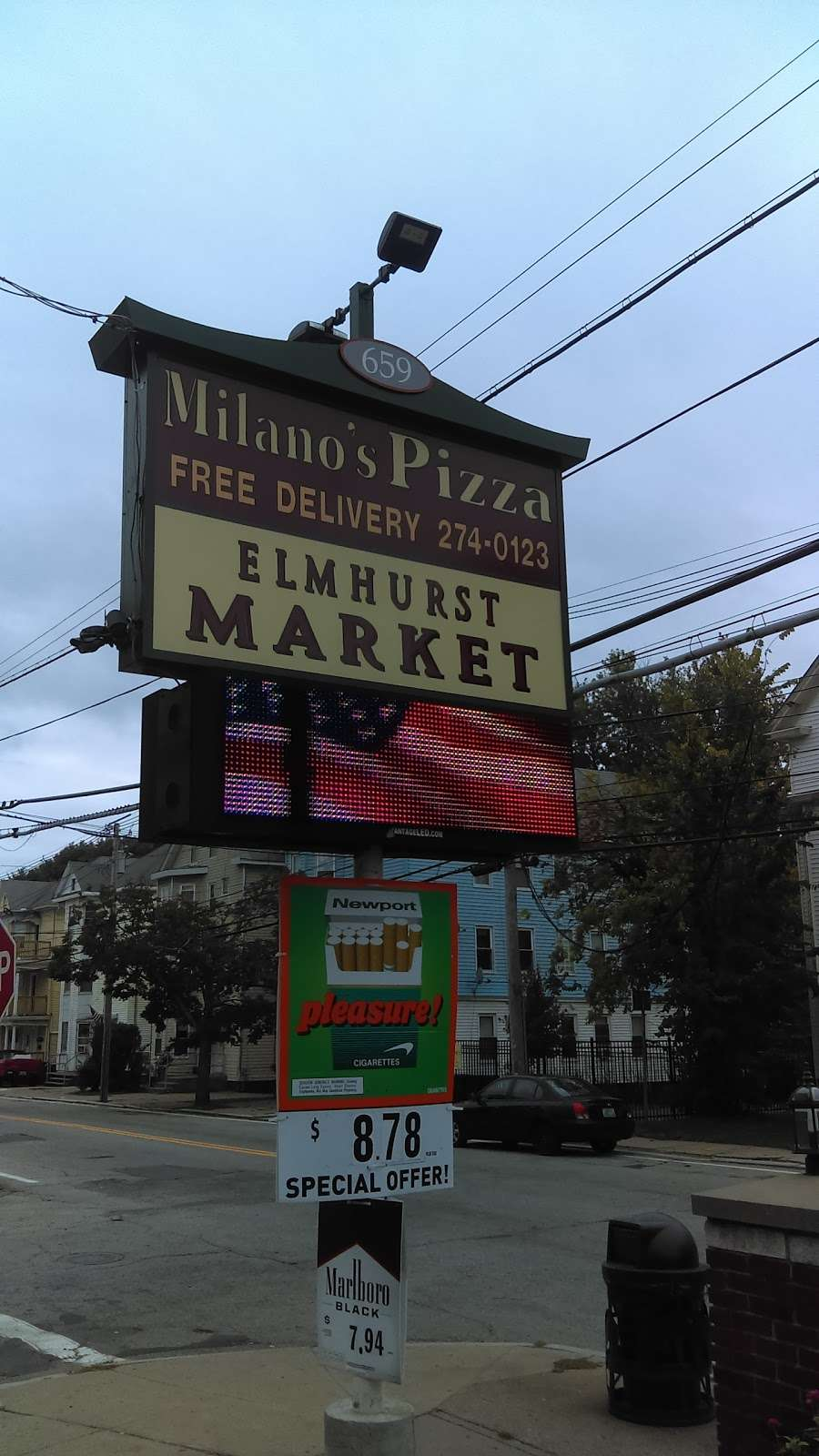 Milanos Pizza - meal delivery  | Photo 9 of 10 | Address: 659 Smith St, Providence, RI 02908, USA | Phone: (401) 274-0123