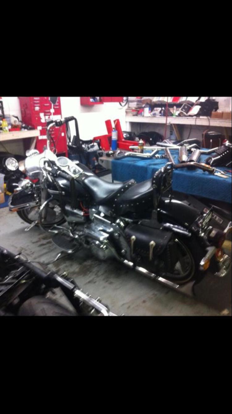 Pro Street Cycles RVA - car repair    Photo 5 of 8   Address: 8810 Jefferson Davis Hwy, Richmond, VA 23237, USA   Phone: (804) 271-7766