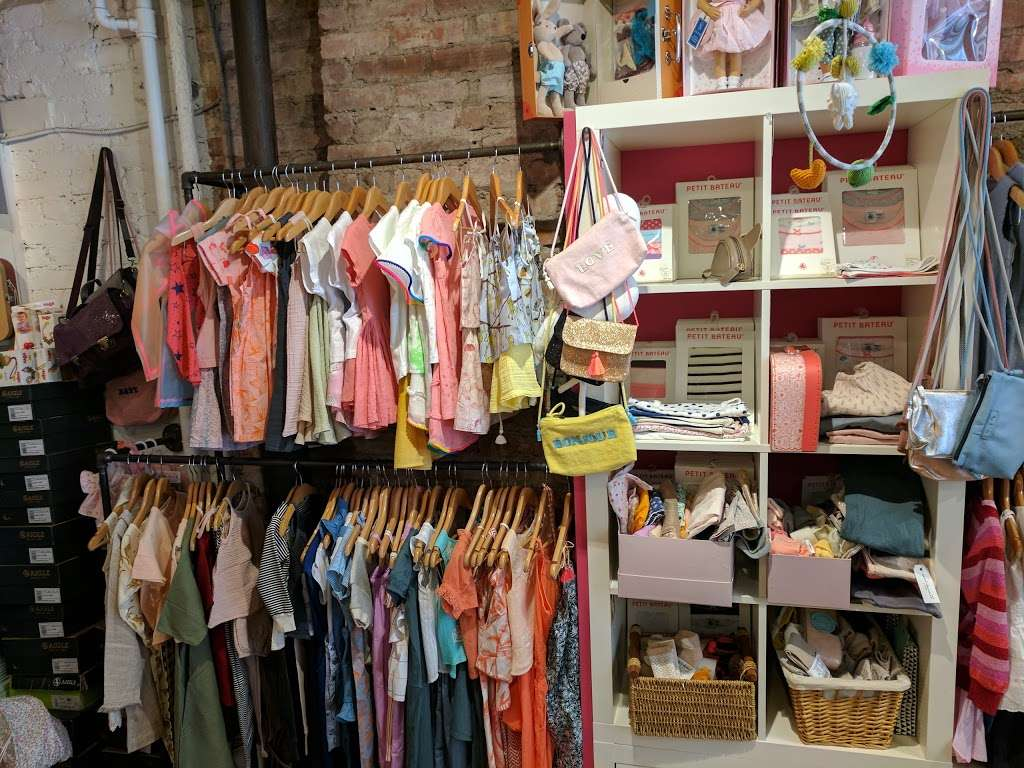 Les Petits Chapelais - clothing store  | Photo 4 of 10 | Address: 146 Sullivan St, New York, NY 10012, USA | Phone: (212) 625-1023
