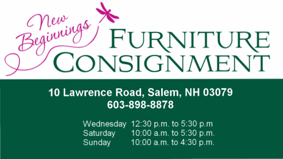 New Beginnings Furniture Consignment - furniture store  | Photo 10 of 10 | Address: 10 Lawrence Rd, Salem, NH 03079, USA | Phone: (603) 898-8878