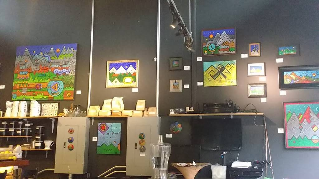 Jibe Espresso Bar - cafe  | Photo 5 of 10 | Address: 7001 Seaview Ave NW #170, Seattle, WA 98117, USA | Phone: (206) 494-3361