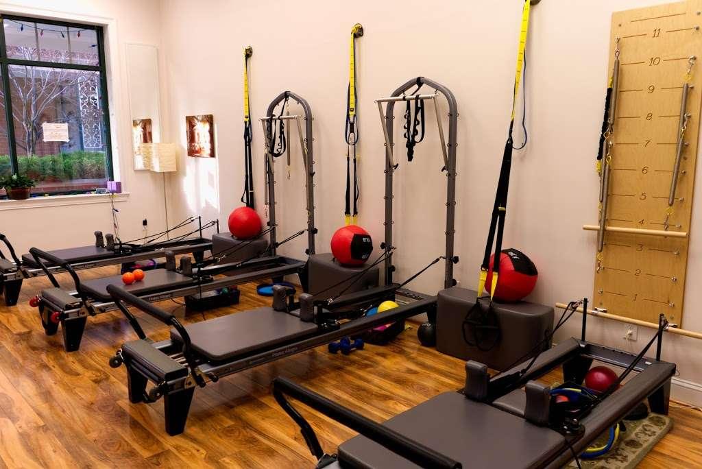 Fort Hunt Pilates - gym    Photo 2 of 10   Address: 7954 Fort Hunt Rd, Alexandria, VA 22308, USA   Phone: (703) 402-8368