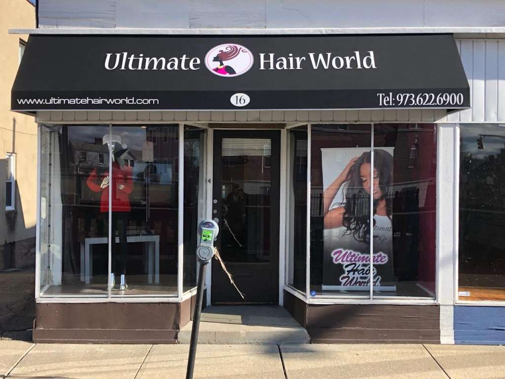 Ultimate Hair World - hair care    Photo 8 of 10   Address: 16 Molter Pl, Bloomfield, NJ 07003, USA   Phone: (973) 622-6900