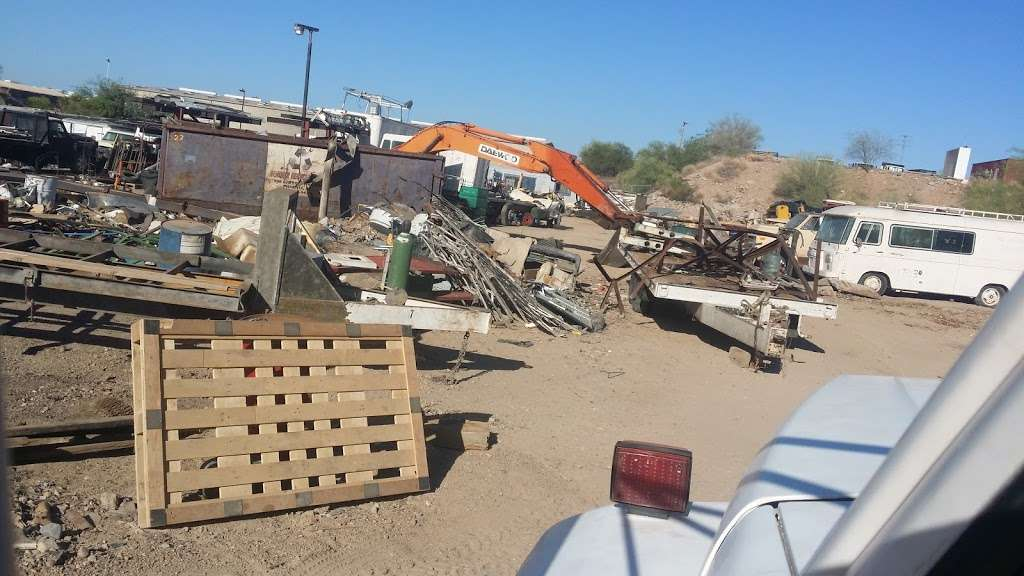 Statewide Salvage and Recovery Inc llc - car repair    Photo 3 of 10   Address: 21831 N 16th St #5607, Phoenix, AZ 85024, USA   Phone: (480) 225-4009