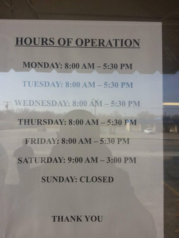 LKQ - car repair  | Photo 3 of 3 | Address: 3124 N Peoria Ave, Tulsa, OK 74106, USA | Phone: (918) 428-3835