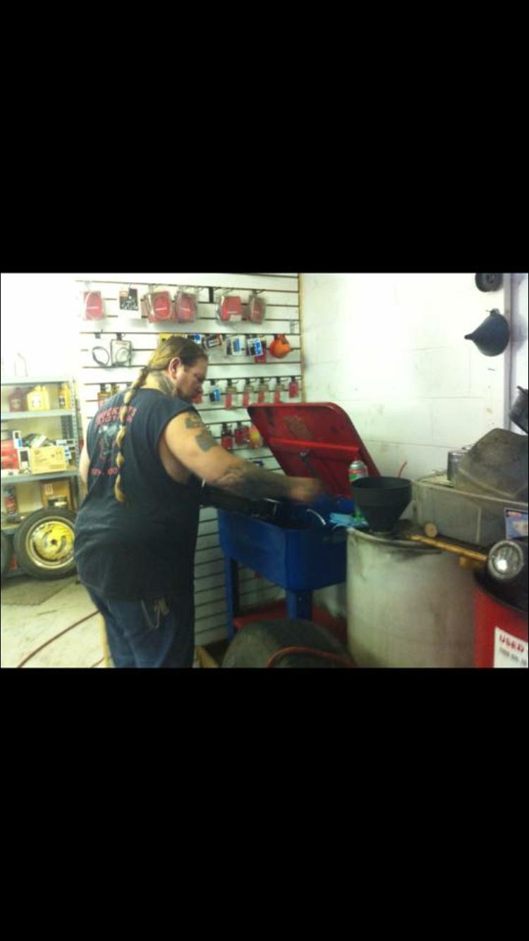 Pro Street Cycles RVA - car repair    Photo 8 of 8   Address: 8810 Jefferson Davis Hwy, Richmond, VA 23237, USA   Phone: (804) 271-7766