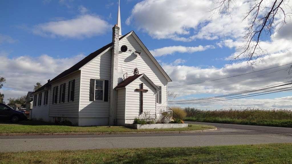 Port Monmouth Community Church - church    Photo 2 of 3   Address: 78 Main St, Port Monmouth, NJ 07758, USA   Phone: (732) 922-9286