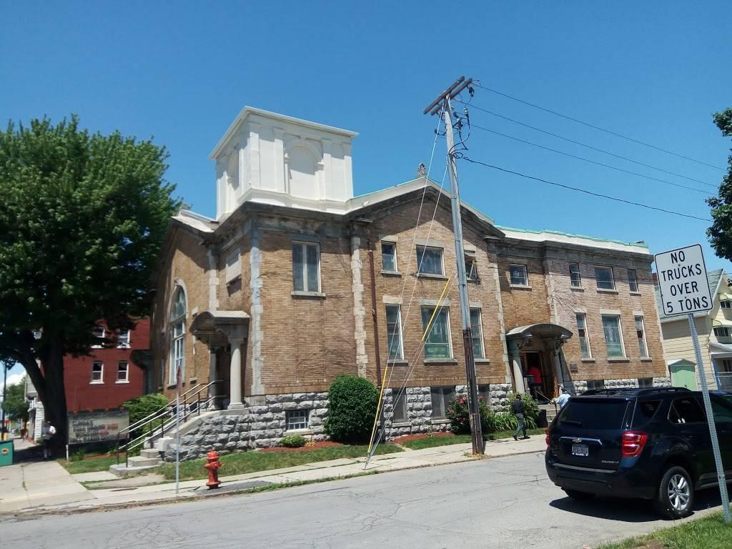 Seneca Street United Methodist Church - church  | Photo 1 of 6 | Address: 1218 Seneca St, Buffalo, NY 14210, USA | Phone: (716) 825-6742