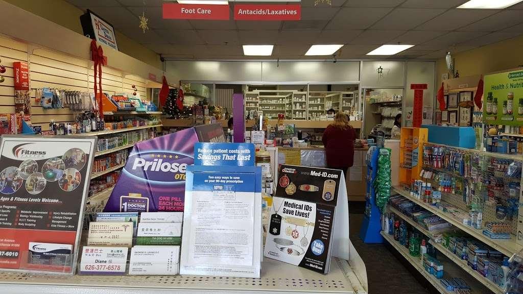 Arcadia Center Pharmacy - pharmacy  | Photo 3 of 4 | Address: 631 W Duarte Rd, Arcadia, CA 91007, USA | Phone: (626) 446-3300