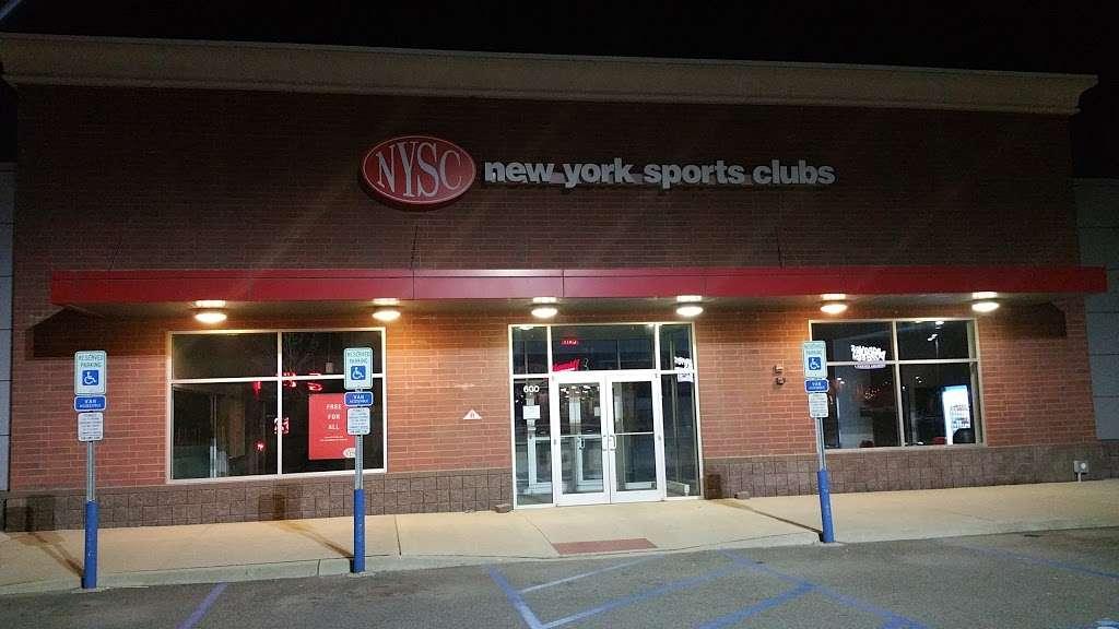 New York Sports Clubs - gym    Photo 7 of 10   Address: 600 Bayonne Crossing Way, Bayonne, NJ 07002, USA   Phone: (201) 339-0922
